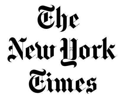 New York Times datation questionnaire